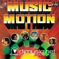 VA - Music Motion - K-Tel - LP - 1978