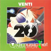 Various - Venti Compilation 2 (2 CD) (2011)
