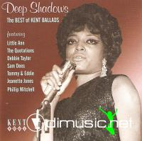 VA - Deep Shadows: The Best Of Kent Ballads CD - 2010