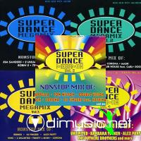 Various - Super Dance Megamix 1-5