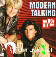 Modern Talking - The 80s Hit Box [3xCD,2010]