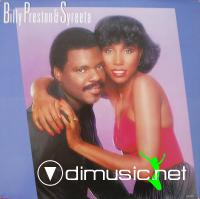 Billy Preston & Syreeta - Billy Preston & Syreeta LP - 1981