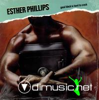 Esther Phillips - Good Black Is Hard To Crack (Vinyl, LP, Album) 1981