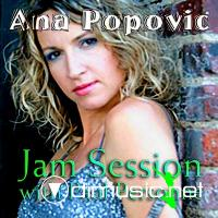 Ana Popovic - Jam Session With Paul Personne (2008) [flac+mp3]