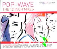 Various - Pop+Wave - The 12 Inch Mixes