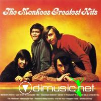 The Monkees - Greatest Hits LP - 1972