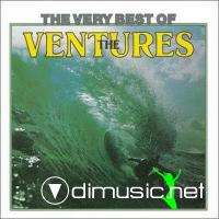 The Ventures - The Very Best Of LP - 1976