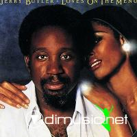 Jerry Butler - Love's On The Menu LP - 1976