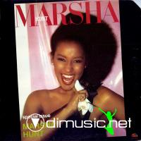 Marsha Hunt - Marsha LP - 1977