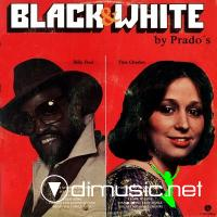 Billy Paul & Tina Charles - Black & White LP - 1982