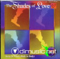 The Shades Of Love - Keep In Touch LP - 1982 Reissued 1995