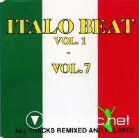 Various - Italo Beat Vol. 1-7