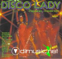 VA - Disco Lady - Label Impact - LP - 1975
