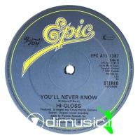 Hi-Gloss - You'll Never Know - 12