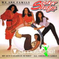 Sisters Sledge - We Are Family '84 Mix - 12