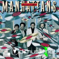 The Manhattans - Greatest Hits LP - 1980
