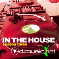 VA - In The House - Season Three CD - 2011