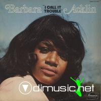 Barbara Acklin - I Call It Trouble LP - 1973