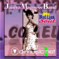 Janiva Magness Band - My Bad Luck Soul (1996) [flac+mp3]