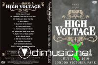 Classic Rock High Voltage Festival 2010 (Re-authoring New Menu & Chapters DVD9 PAL