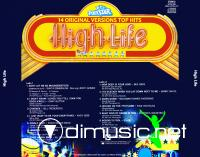 Various - High Life - 20 Original Top Hits LP 1978