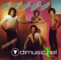 Kwick - To The Point LP (1981)