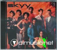 Skyy - From The Left Side LP - 1986