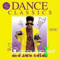 VA - Dance Classics New Jack Swing Vol 1 CD - 2011