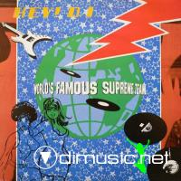 The World's Famous Supreme Team - Hey DJ - 12
