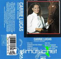 Carrie Lucas - Horsin' Around - K7 - 1984