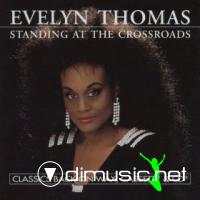 Evelyn Thomas - Standing At The Crossroad LP - 1987