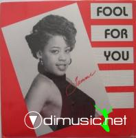 Tammi Holt - Fool For You LP - 1988