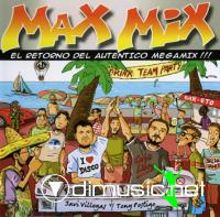 Various - Max Mix Vol. 1,2 2007-2008