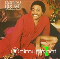 Randy Brown - Midnight Desire LP - 1980