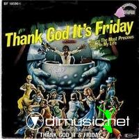 Alec R. Costandinos - Thank God It's Friday (1978) [flac+mp3]