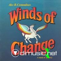 Alec R. Costandinos - Winds Of Change (1979) [flac+mp3]