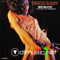 Van McCoy & The Soul City Symphony - Disco Baby LP - 1975