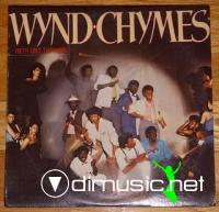 Wynd Chymes - Pretty Girls, Everywhere - 1983