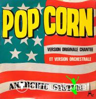 Cover Album of Anarchic System - Pop Corn - Single 7'' - 1972