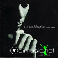 Lance Ellingtoin - Pleasure And Pain LP - 1990