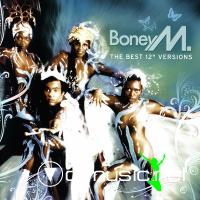 Boney M. - The Best 12'' Versions