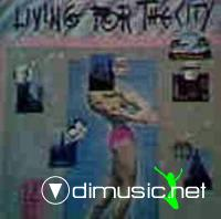 Monkey Business - Living For The City - Single 12''- 1988