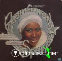 Aretha Franklin - Sparkle LP - 1976