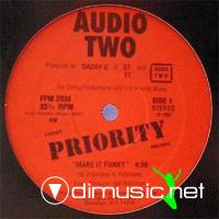 Audio Two - Make It Funky - 12