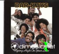 Bar-Kays - Flying High On Your Love LP - 1977