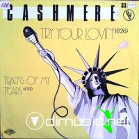 Cashmere - Try Your Lovin' - 12