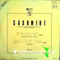 "Cashmere - Try Your Lovin' - 12"" - 1984"