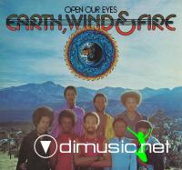 Earth, Wind & Fire - Open Our Eyes LP - 1974