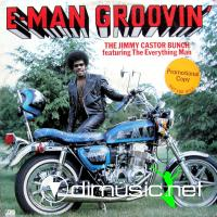 The Jimmy Castor Bunch - E-Man Groovin' LP - 1976