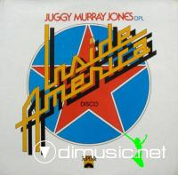 Jones Murray Juggy - Inside America (1976)